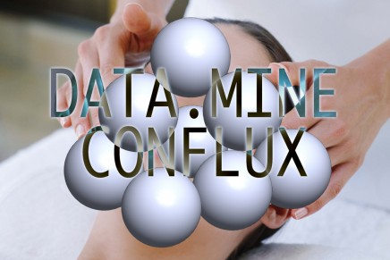 DATA.MINE CONFLUX –  O FLUXO'S ONLINE EXHIBITION