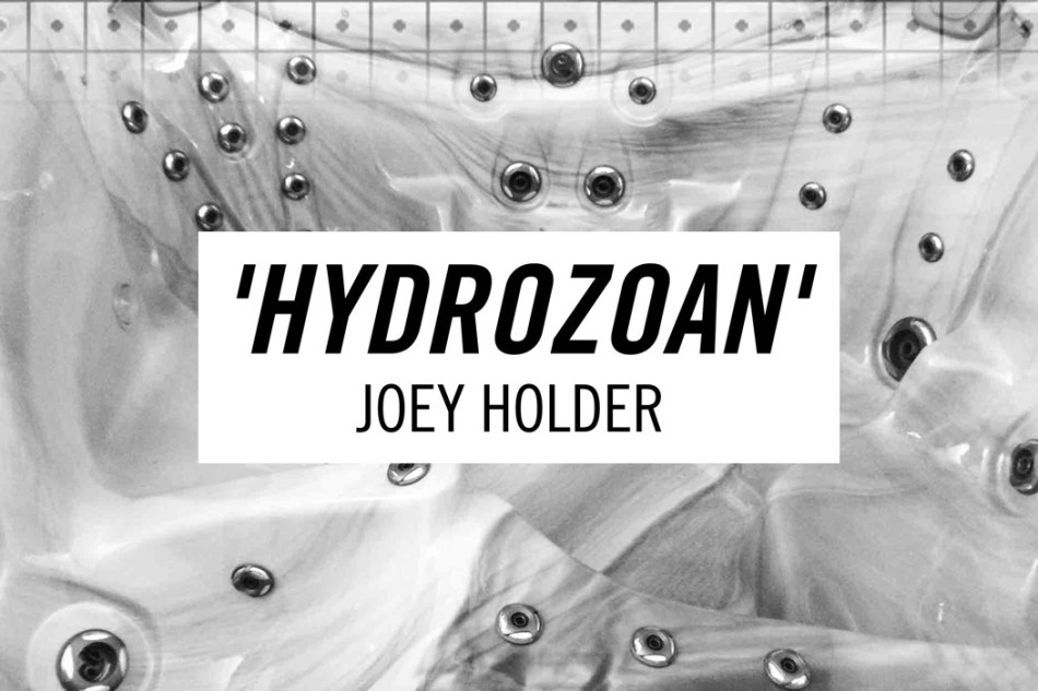 HYDROZOAN by Joey Holder