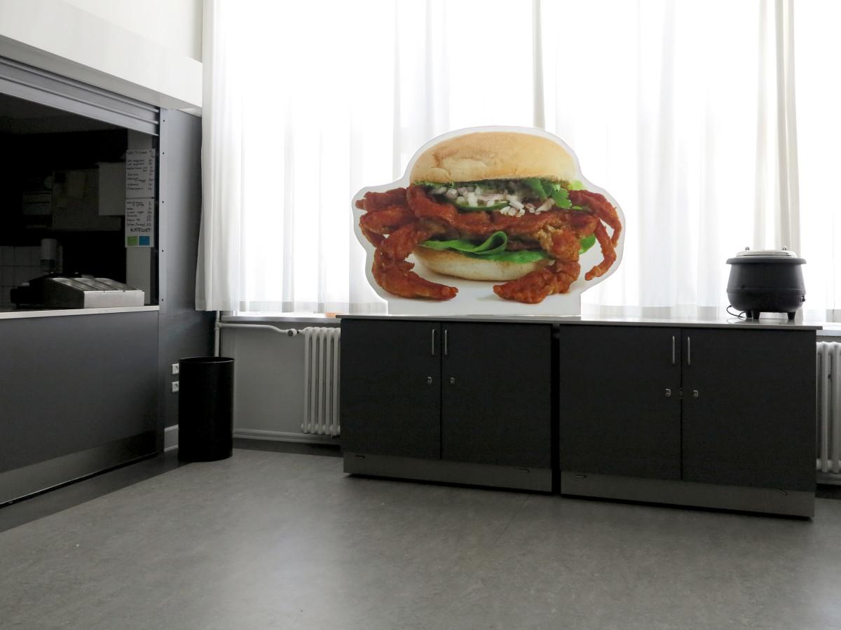 8 Soft Shell Crab Sandwich, Kasper Hesselbjerg