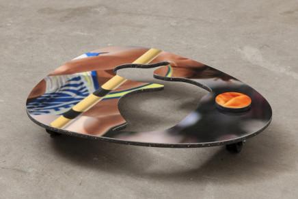 'Touch-tone' by  Rachel de Joode, Kate Steciw and Letha Wilson @ Martos Gallery