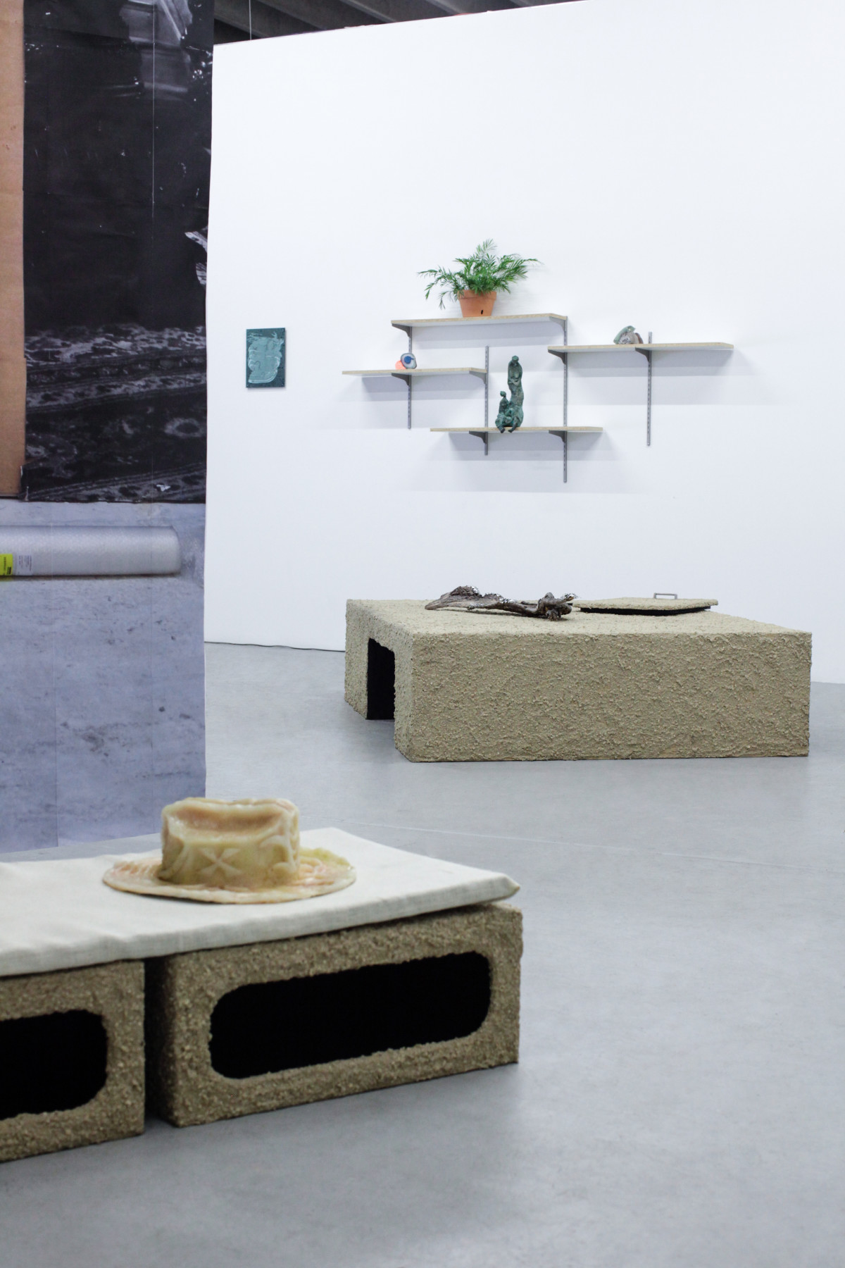 PĿΛNΞS, a curatorial project by Anna Frost and Annika