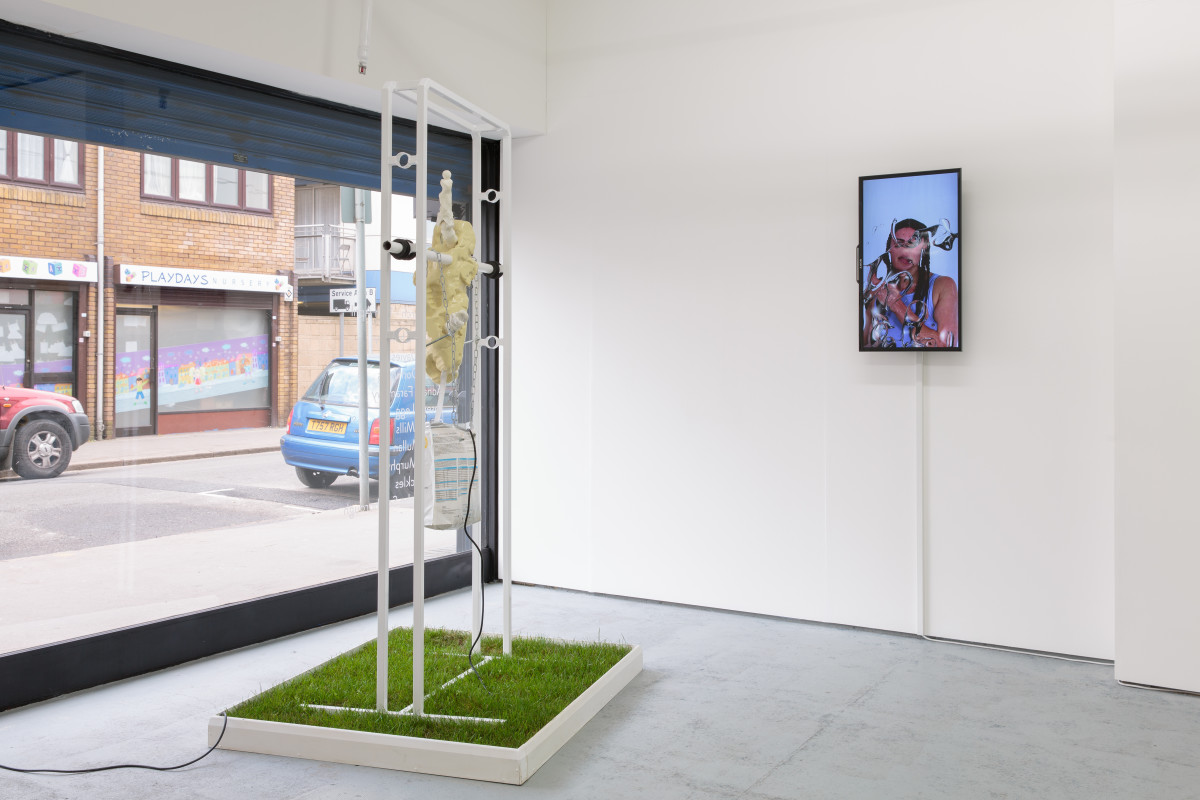 Get Fit Group Show Turf Projects Gallery London Ofluxo