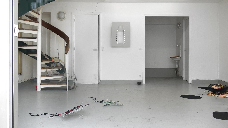 1_IL FUTURO ERA BELLISSIMO PER NOI_Exhibition View