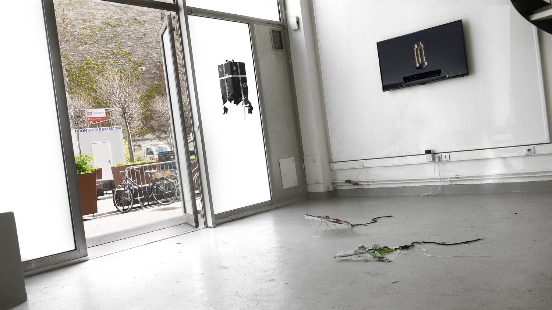 7_IL FUTURO ERA BELLISSIMO PER NOI_Exhibition View