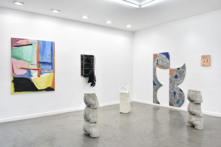 'Né Un 2 Juillet', Group Show at Galerie Derouillon