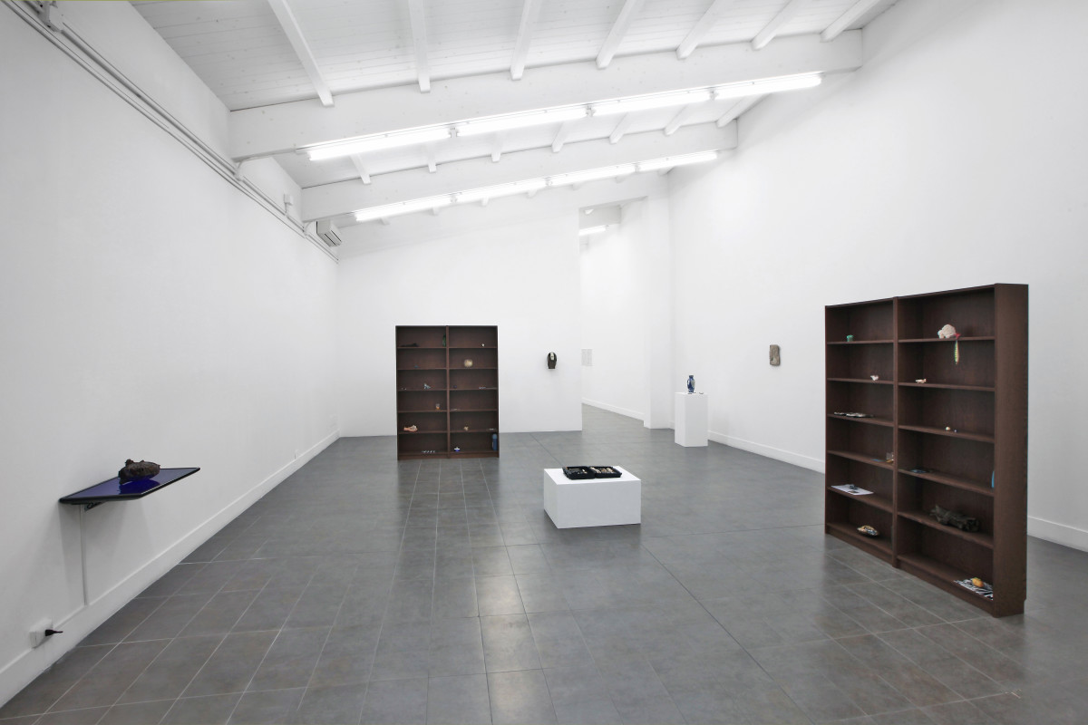 The structure of the wild (installation view) 02