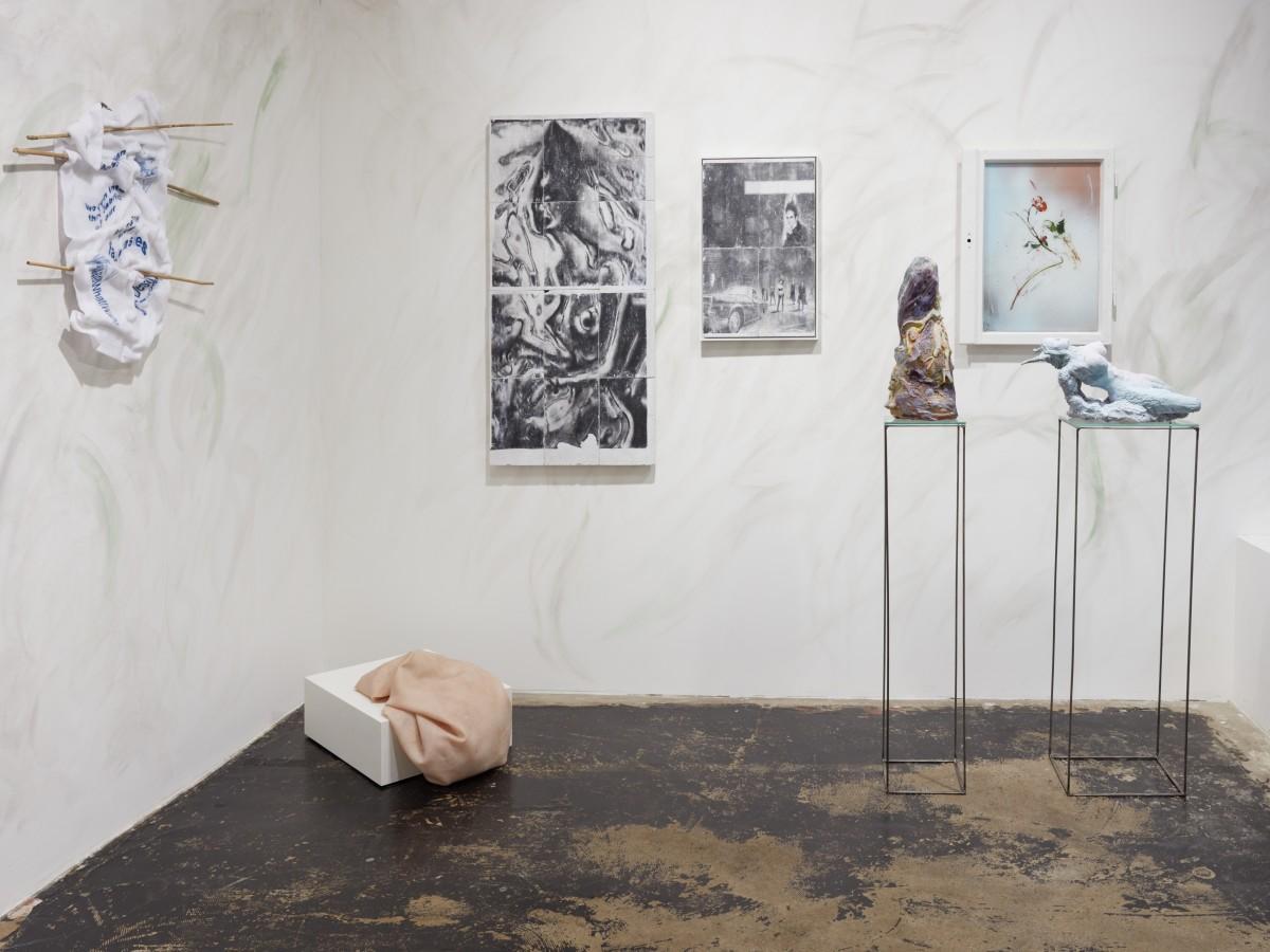 Memory curated by Daniel Iinatti at LOYAL