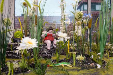 'Kräutergasse' by Veit Laurent Kurz at Städtische Galerie Delmenhorst