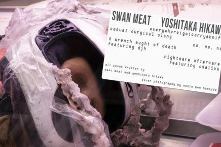 KNIFE SPITS ICE: Frederick Bristow interviews SWAN MEAT and YOSHITAKA HIKAWA