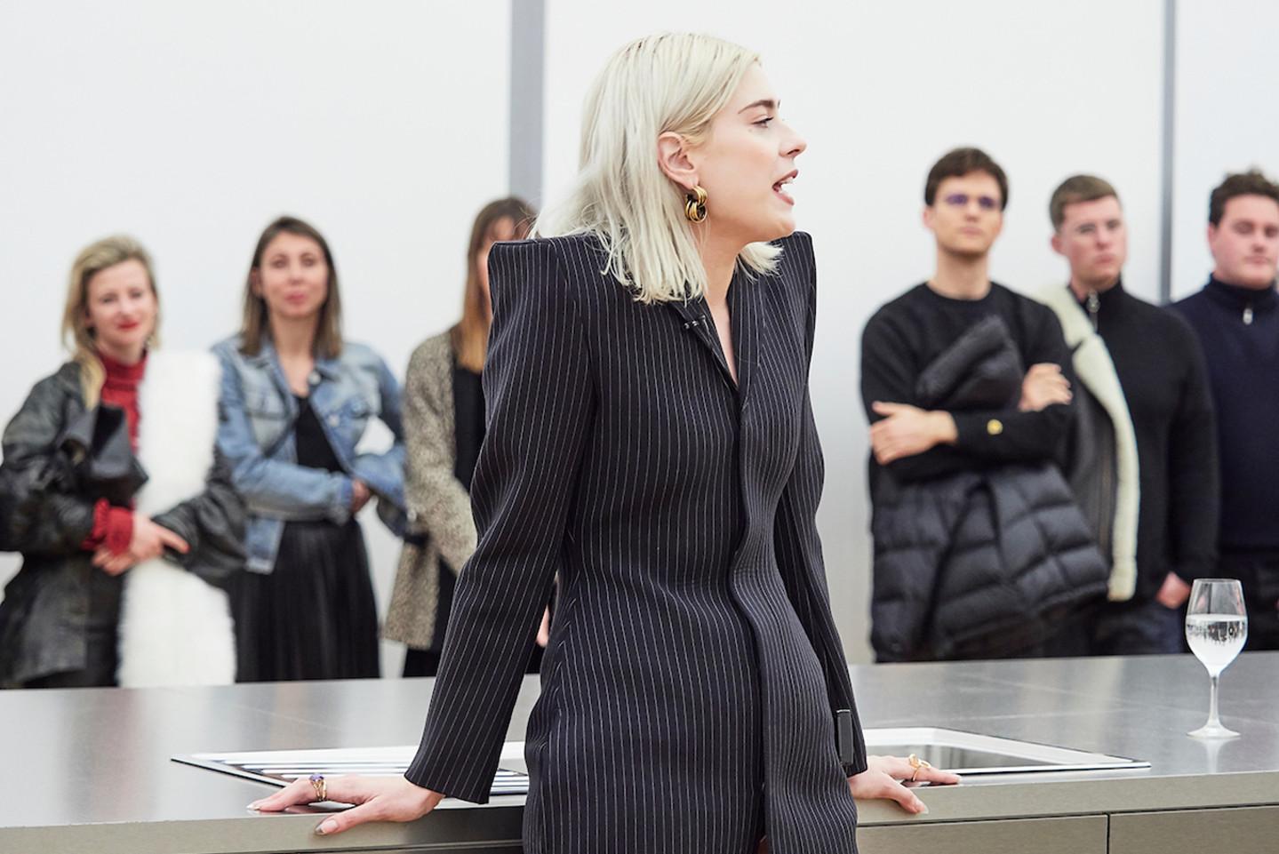 Nora Turato, the good, the bad and the viscose, 2019 © Kunstmuseum Liechtenstein. Photo: Miro Kuzmanovic