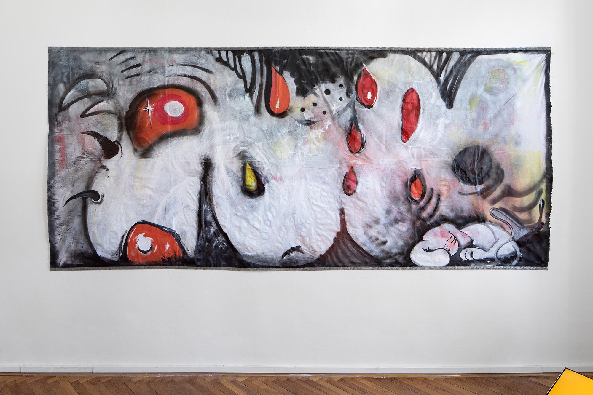LONE LONG BOY' by Tea Stražičić at Polansky Gallery – OFluxo